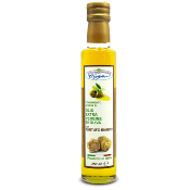 Huile d'olive extra vierge aromatisée à la truffe blanche - 250 ml